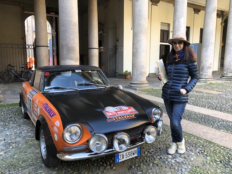 Dolcissimame e Rallye Monte Carlo Historique 01