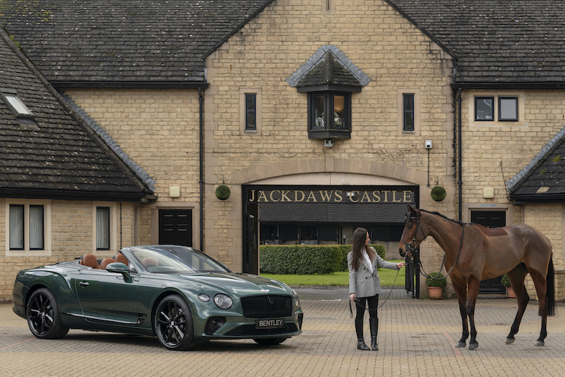 Bentley Continental GT Convertible Equestrian Edition 01