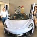 Dolcissimame, Roberta Bresci e McLaren Milano