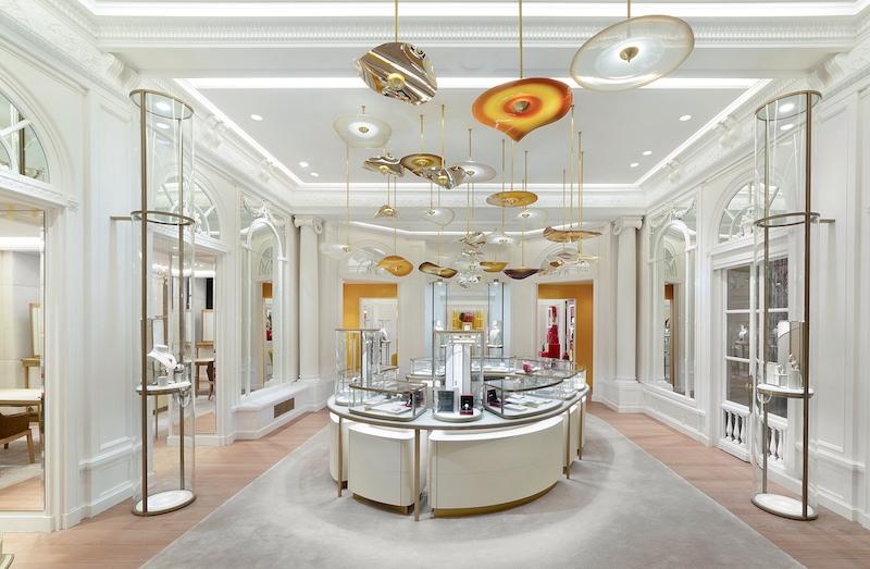 Cartier Bond Street Boutique Ground Floor