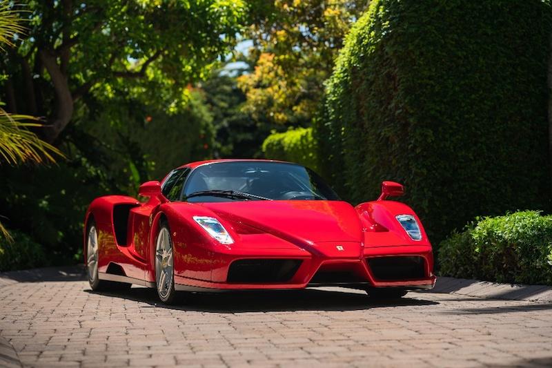 2003 Ferrari Enzo 01
