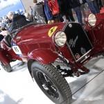 1933 Alfa Romeo 6C 1500 GS Testafissa