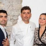 Mattia Cilia, Pietro DAgostin e Morena Benenati