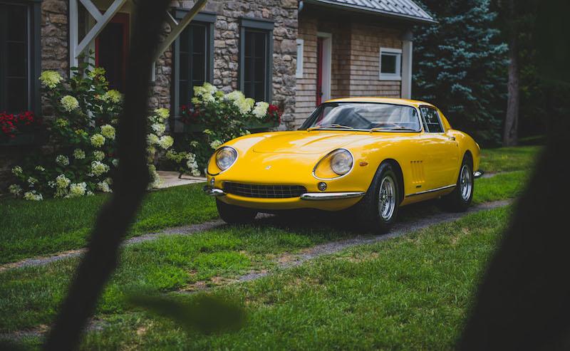 1967 Ferrari 275 GTB4 Scaglietti 01