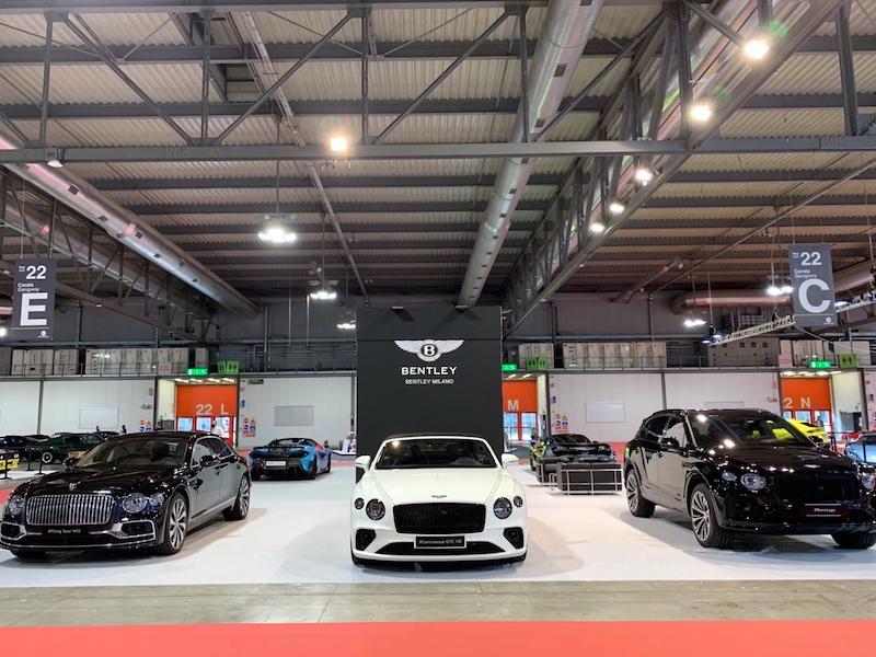 Bentley Milano 04