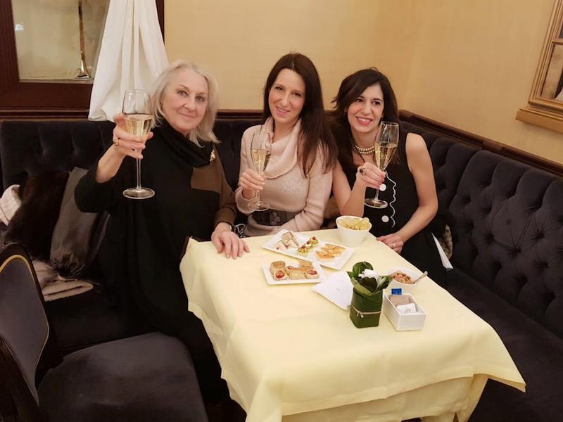 Dolcisismame e Cova Milano